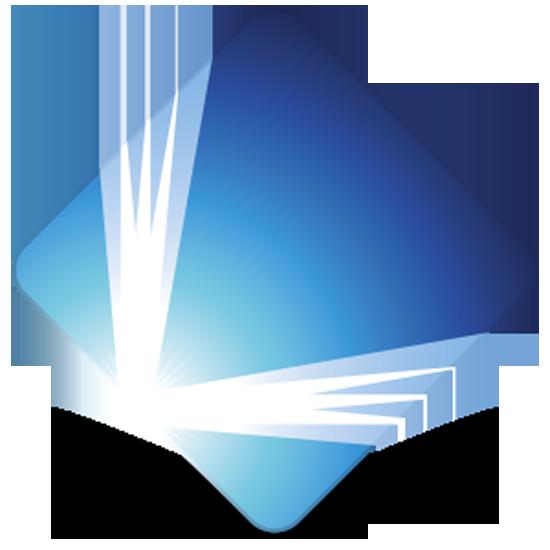 Lightbeam, logo