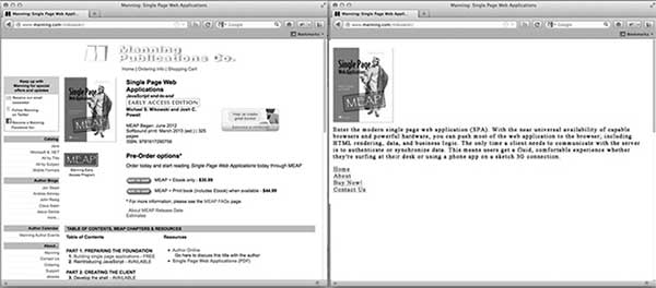 Cómo optimizar los sitios de una sola página para los buscadores