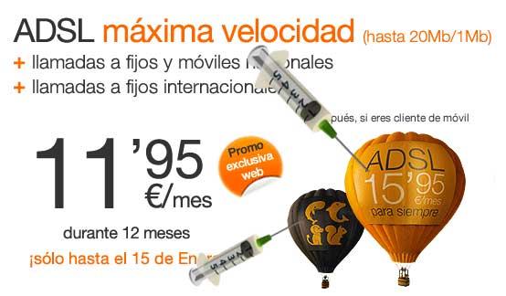 promo ADSL Orange