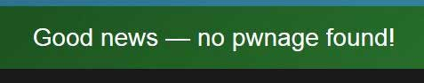 Pwned, ok