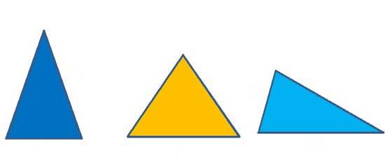 triángulos con CSS
