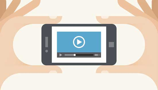 video player en HTML5