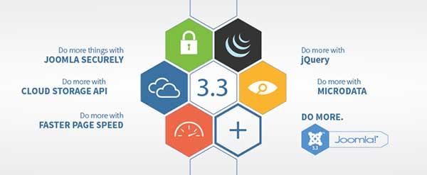Publicada la versión 3.3.0 de Joomla!