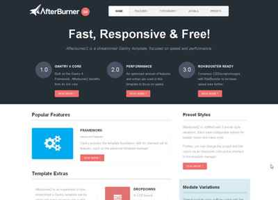 AfterBurner 2 - Rockettheme