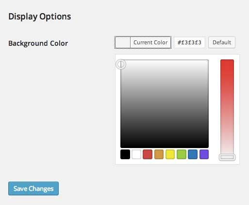 cambiar el color del background