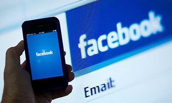 correo electrónico de Facebook y las cuentas de Outlook