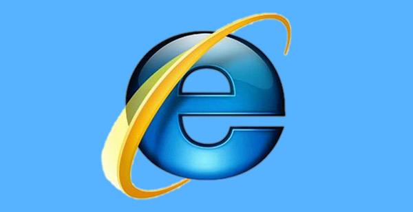 Internet Explorer - logo Windows 8