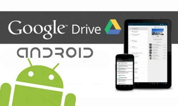 Google Drive en Android
