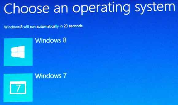 arranque dual en Windows