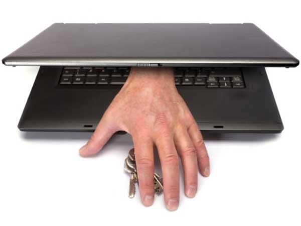 ataque de phishing