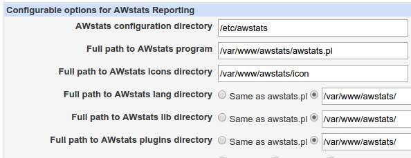 awstats configure corregido el error