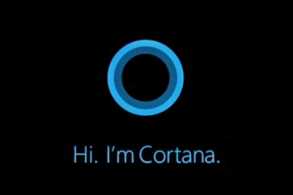 Cortana, búsqueda en Windows 10