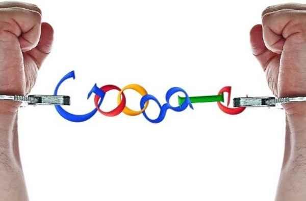 penalización de Google Adsense Policy
