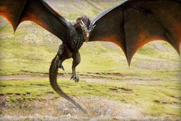 Juego de Tronos, dragón