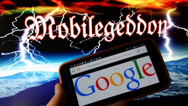 21 de abril Mobilegeddon