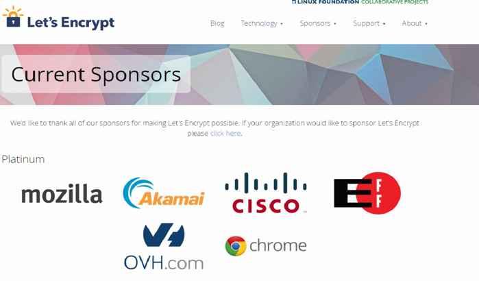 sponsors Let