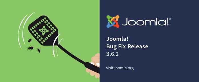 Joomla 3.6.2 actualización