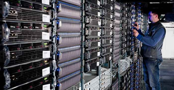 servidores web en OVH