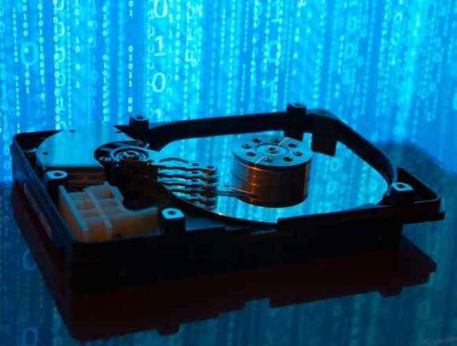 porcentaje de errores en discos duros
