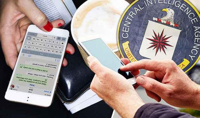 La CIA intercepta las comunicaciones móviles