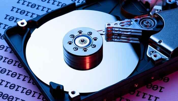 recuperación de datos de un disco duro