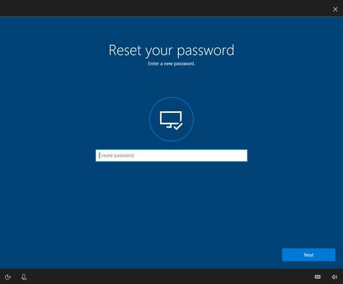 windows 10 reset 1