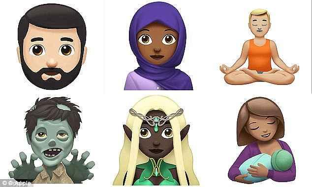 emojis para iPhone e iPad