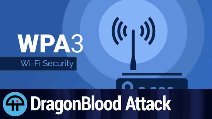 ataque Dragonblood a WPA3