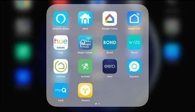 apps para control de luces