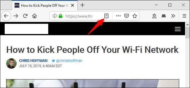 lector en Firefox