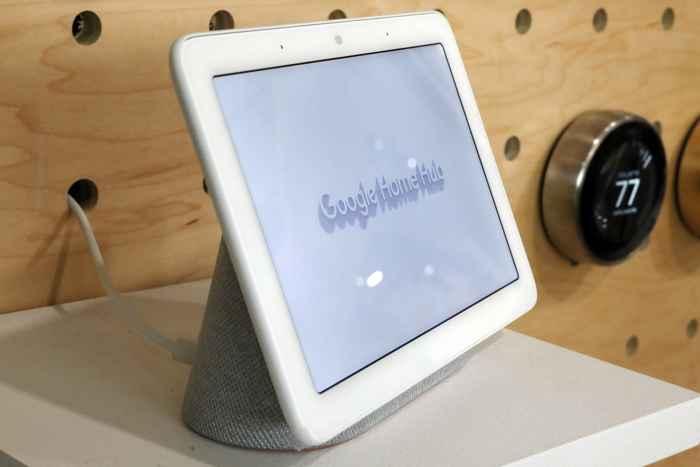 Google home con pantalla