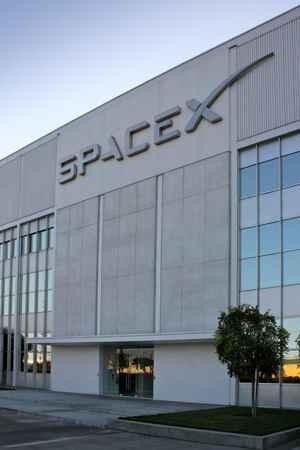sede de SpaceX