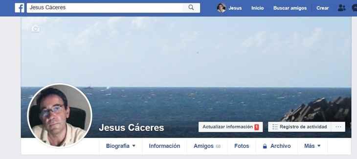 Facebook jesuscaceres