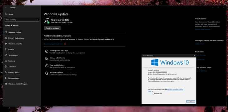 instalar actualizaciones inseguras de Windows 10