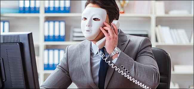 secuestro anónimo