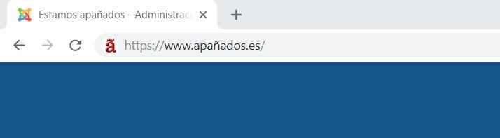 ocultar barra de marcadores en Chrome