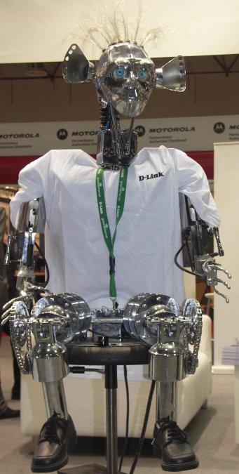 Robot parlante