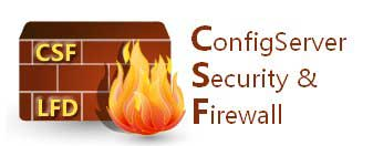 ConfigServer Security & Firewall (csf) logo