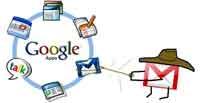 evitar spam en Google Apps - Gmail