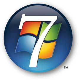 windows 7, logo