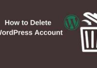 Cómo borrar tu cuenta o sitio web de WordPress