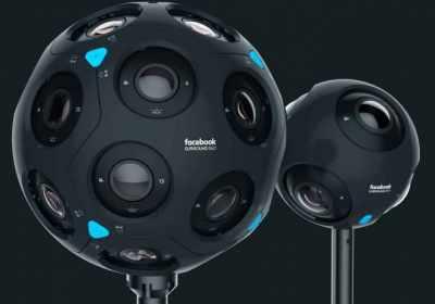 Facebook presenta dos nuevas cámaras VR con 'seis grados de libertad'