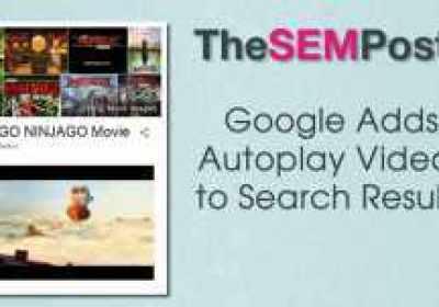 Google arruinará la búsqueda a usuarios seleccionados con vídeos de reproducción automática