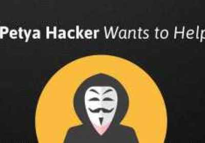 El autor del original ransomware Petya ofrece ayuda a las víctimas del NotPetya