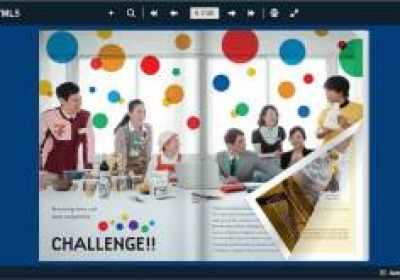 FlipHTML5: Convierte archivos PDF en libros electrónicos interactivos que cambian de página