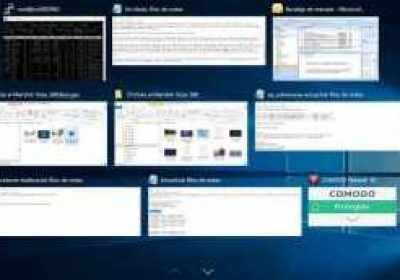 ¿Qué es la línea de tiempo de Windows 10 y cómo la uso?