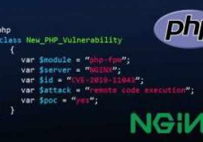 Nueva falla de PHP permitiría a los atacantes hackear sitios que se ejecutan en servidores Nginx