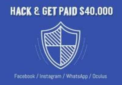 Cobra hasta $ 40.000 por hackear cuentas de Facebook, Instagram o WhatsApp
