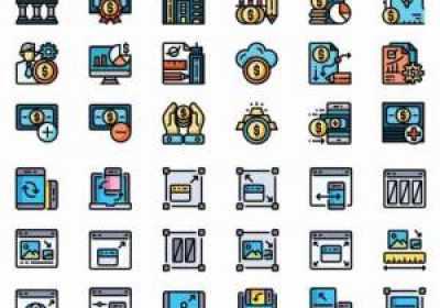 Descarga gratis 60 iconos de inversión financiera